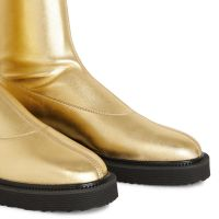 SELMA - Gold - Boots