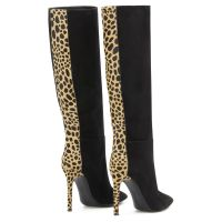 AMAL FELINE - Black - Boots