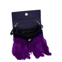 TALIA - Purple - Clutches