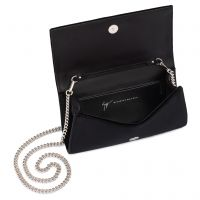 CLEOPATRA CRYSTAL - Black - Clutches
