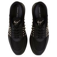 NEW JIMI RUNNING - Black - Low top sneakers