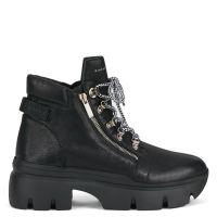 APOCALYPSE TREK - Black - Boots