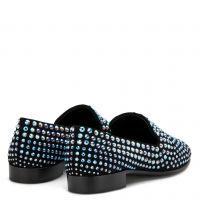 CASCADE - Black - Loafers