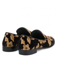 FLORAL - Bronze - Loafers