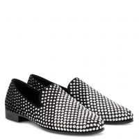 CASCADE - Black - Loafers
