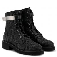 HARVEY - Black - Boots