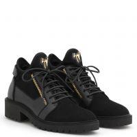 BAXTER - Black - Boots