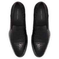 BENSON - Black - Loafers