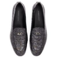 BIZET - Grey - Loafers