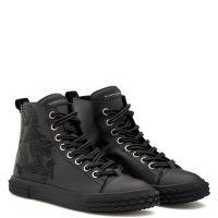 BLABBER - Nero - Sneaker mid top