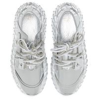 URCHIN - Silver - Low top sneakers