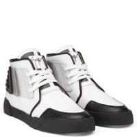 THE SHARK 2.0 - Blanc - Sneakers montante