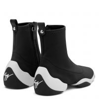 LIGHT JUMP HT1 - Black - High top sneakers