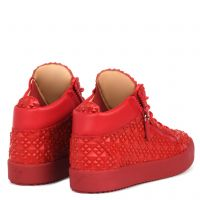 KRISS - Rouge - Sneakers montante