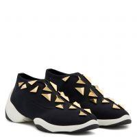 LIGHT JUMP LT3 - Black - Low top sneakers