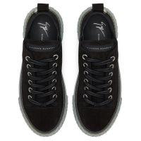 BLABBER JELLYFISH - Black - Low top sneakers