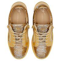 GAIL - Gold - Low top sneakers