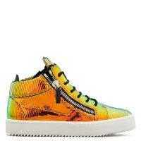 KRISS - Multicolore - Sneaker mid top