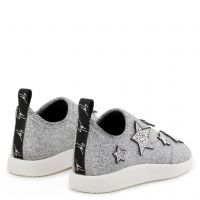 ALENA STAR - Argento - Slip On