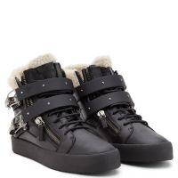 SKYLAR - Nero - Sneaker alte