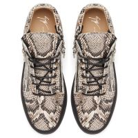 KRISS PYTHON - Multicolor - Mid top sneakers