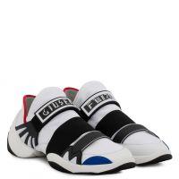 JUMP R18 - Blanc - Slip On