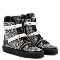 MOONSHOT - Black - High top sneakers