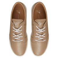 ROSS - Beige - Low top sneakers