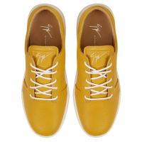 ROSS - Yellow - Mid top sneakers