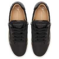 ADDY - Black - Low top sneakers