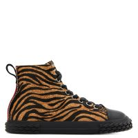 BLABBER - Multicolor - Mid top sneakers