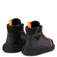 URCHIN - Black - High top sneakers