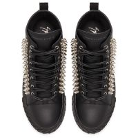 BLABBER - Black - High top sneakers