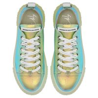 BLABBER JELLYFISH - Silver - Low top sneakers