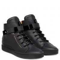 JAMES - Black - High top sneakers