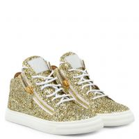 EVE - Or - Sneakers montante