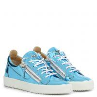 GAIL - Blue - Low top sneakers