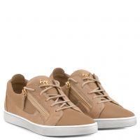 JAMIE - Beige - Low top sneakers