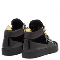 KRISS - Black - Mid top sneakers
