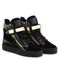 COBY - Noir - Sneakers hautes