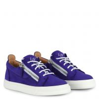 NICKI - Purple - Low top sneakers