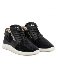 RUNNER - Noir - Sneakers basses