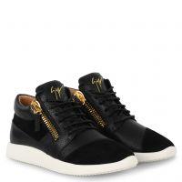 RUNNER - BLack - Low top sneakers