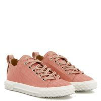 BLABBER - Pink - Low top sneakers