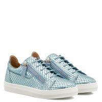 CHERYL JR - Blue - Low top sneakers