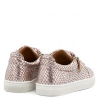 CHERYL JR - Rose - Sneakers basses