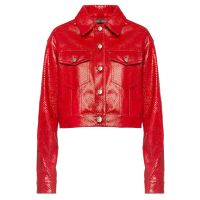 CLAUDINE - Red - Jackets