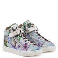 SPRING JR. - Multicolore - Sneakers montante