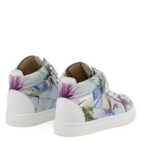 SPRING JR. - Multicolor - Mid top sneakers
