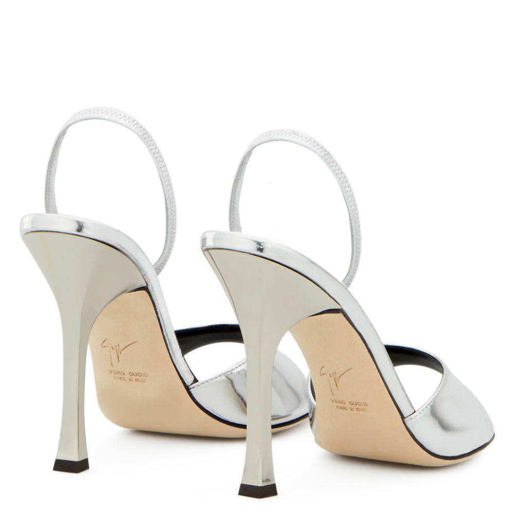KELLEN - Silver - Sandals